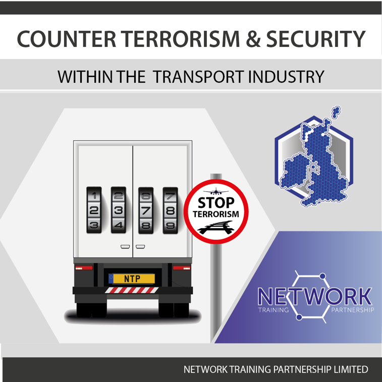 NTP launches Counter-Terrorism and Security within the transport industry training