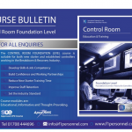 Control Room Foundation Level Courses