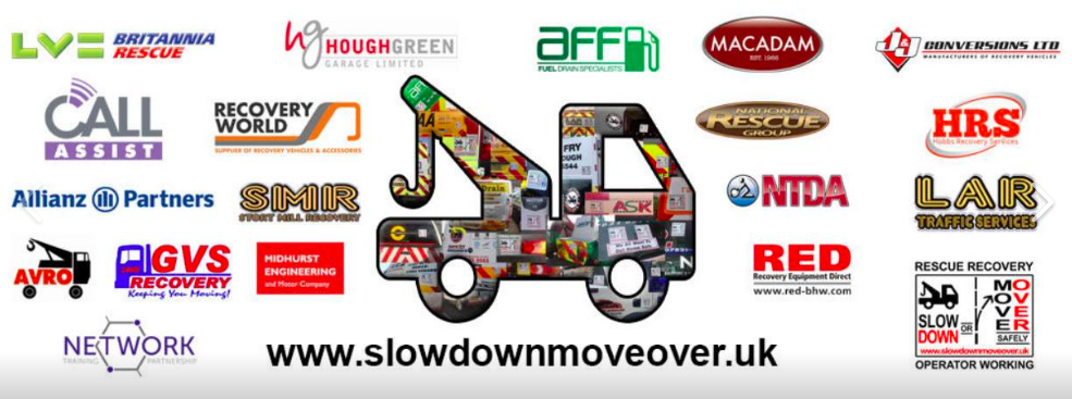 Slow Down or Move Over UK
