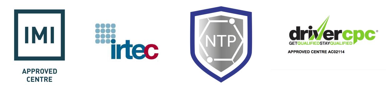 NTP announces new Irtec, IMI and Wolsway training partnership