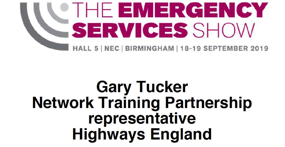 NTP at the Emergency Service Show