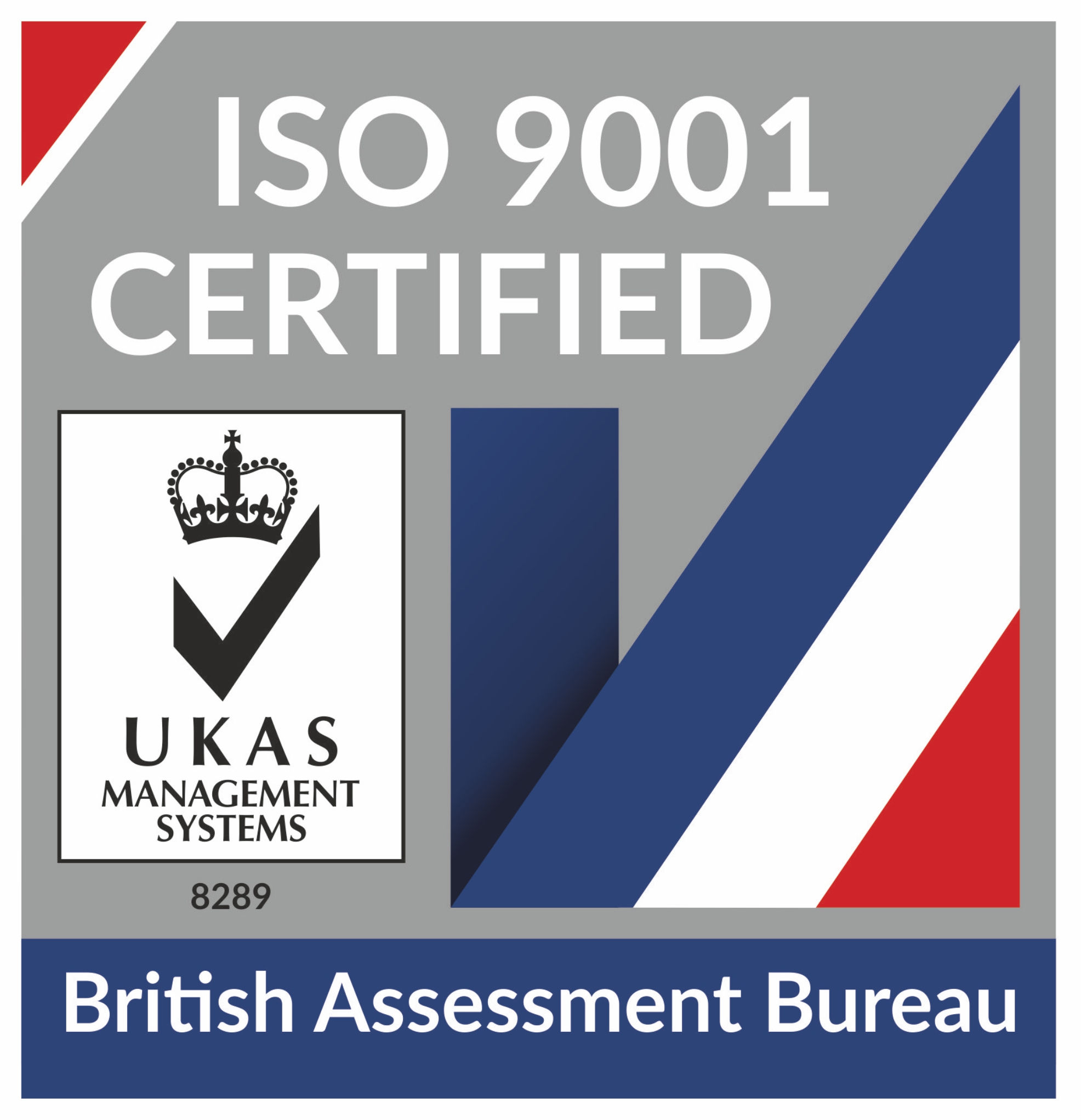 NTP becomes UKAS ISO 9001 Accredited