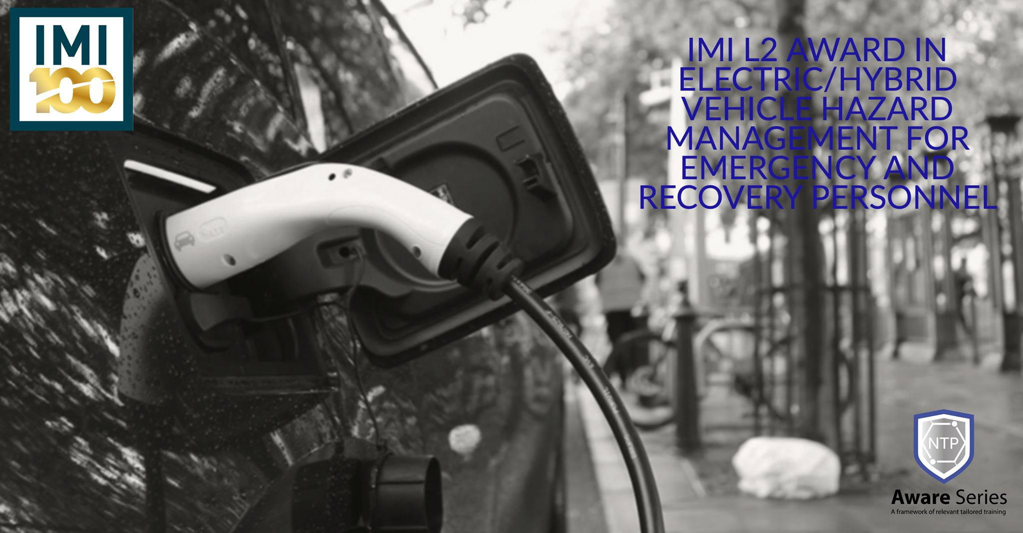 New IMI Electric Vehicle Level 2 qualification for the roadside and recovery industry