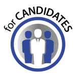 For Candidates Logo